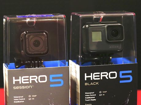 GoPro Hero 5 chinh thuc co mat tai Viet Nam - Anh 1