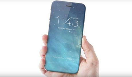 iPhone 8 se so huu man hinh cong va ho tro sac khong day? - Anh 1
