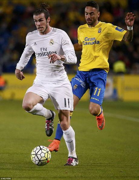 Bale len luong nhung Messi giu ky luc sieu thu nhap - Anh 1