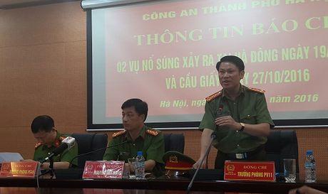 Bat nhom doi tuong ban chet le tan Nha nghi Nam Cuong - Anh 1