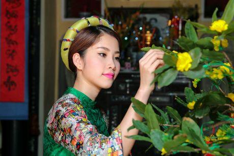 Doi tu co cuc it biet cua nguoi dep Viet Nam duy nhat lot top 8 Hoa hau Trai dat - Anh 7