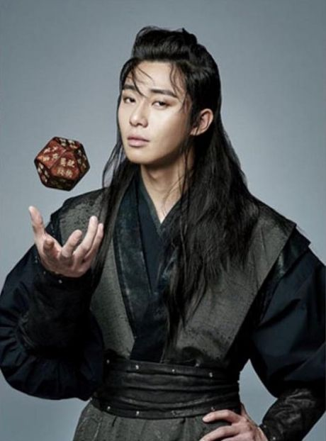 Poster toan trai dep cua 'Hwarang' - drama than tuong co trang - Anh 2