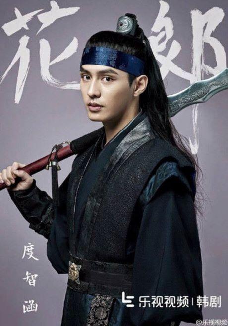 Poster toan trai dep cua 'Hwarang' - drama than tuong co trang - Anh 4