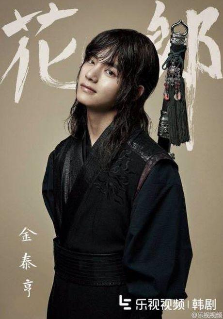 Poster toan trai dep cua 'Hwarang' - drama than tuong co trang - Anh 7