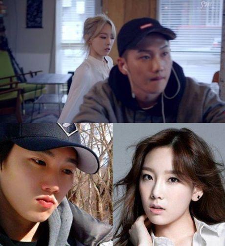 Tae Yeon thua huong net dep thanh tu cua me - Anh 4