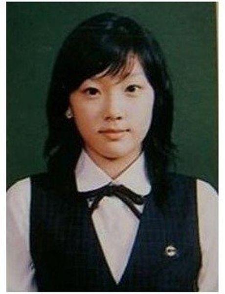 Tae Yeon thua huong net dep thanh tu cua me - Anh 8