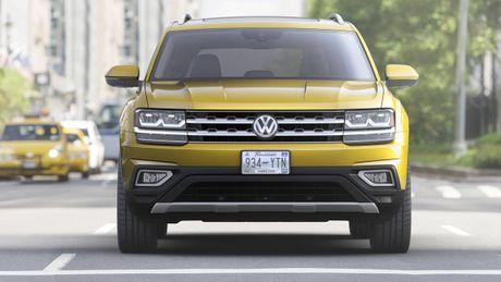 Atlas - 'Sat thu' SUV tam trung cua Volkswagen - Anh 3