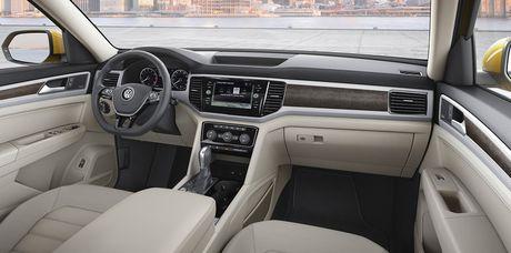 Atlas - 'Sat thu' SUV tam trung cua Volkswagen - Anh 5