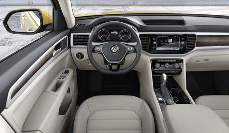 Atlas - 'Sat thu' SUV tam trung cua Volkswagen - Anh 6