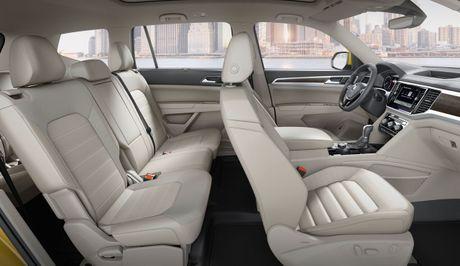 Atlas - 'Sat thu' SUV tam trung cua Volkswagen - Anh 7