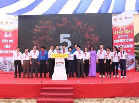 Mua III Cuoc Thi 'Chinh Phuc Vu Mon' bung no luong thi sinh tham du - Anh 3