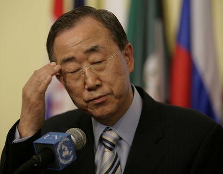 Be boi cua Tong thong HQ khien ong Ban Ki-moon 'va lay'? - Anh 1