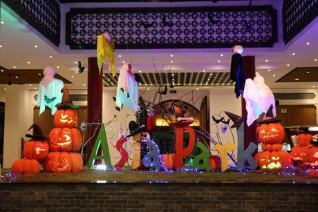 Kham pha 'Cong vien huyen bi' Asia Park mua Halloween - Anh 3