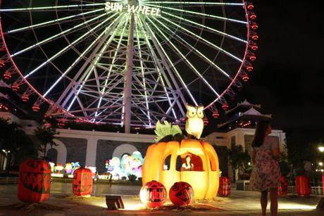 Kham pha 'Cong vien huyen bi' Asia Park mua Halloween - Anh 5