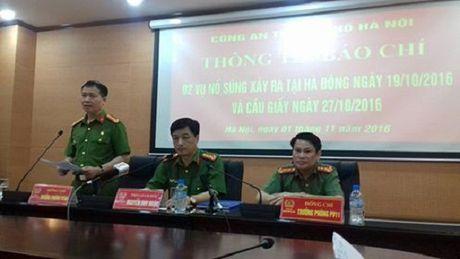 Bat doi tuong cam dau vu no sung tai Van phong tu van nha dat Loc Phat - Anh 1
