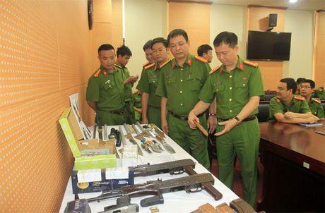 Bo truong To Lam gui thu khen Cong an TP Ha Noi kham pha nhanh vu an giet nguoi o Trung Hoa - Anh 2