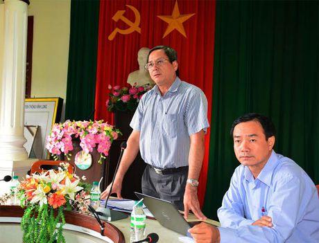 Trien lam Hoang Sa, Truong Sa la cua Viet Nam tai Vinh Long - Anh 1