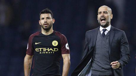 Tai dau Man City - Barca: Messi va loi khieu khich Pep - Anh 2