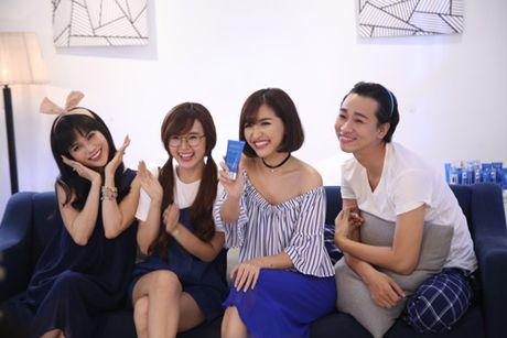 """Bich Phuong len song giai dap """"thac mac muon thuo"""" ve lam dep - Anh 1"""