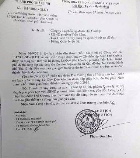 Bai 4: Ai 'bat den xanh' cho CDT du an New City Thai Binh 'cuop' dat cua dan? - Anh 3