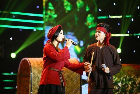 Hanh dong bat ngo cua thi sinh 'Tuyet dinh song ca' khien Mr Dam bat khoc - Anh 13