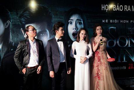 Elly Tran phan phao khi doan phim 'Bi an song sinh' to thieu chuyen nghiep - Anh 3