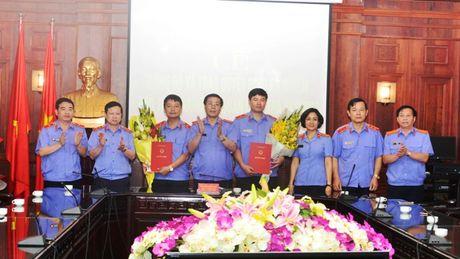 Bo nhiem Pho Thu truong Co quan dieu tra VKSNDTC - Anh 1