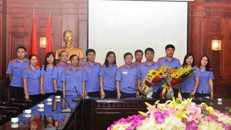 Bo nhiem Pho Thu truong Co quan dieu tra VKSNDTC - Anh 3