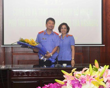 Bo nhiem Pho Thu truong Co quan dieu tra VKSNDTC - Anh 4