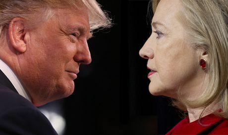 Trump hay Clinton thang cu deu kho cho chau A - Anh 1