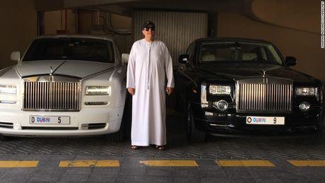 Dai gia Dubai chi 200 ti mua bien xe co doc chu so 5 - Anh 1