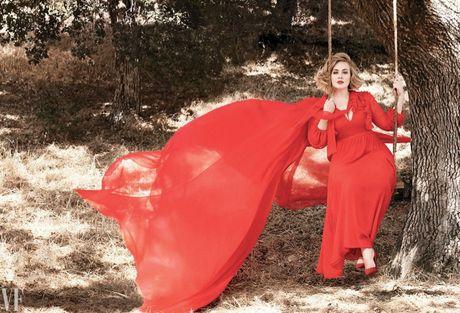 'Nang beo' Adele quyen ru hut hon - Anh 1