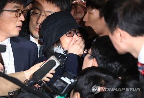 Ban than cua Tong thong Park Geun-hye bi bat khan cap - Anh 1