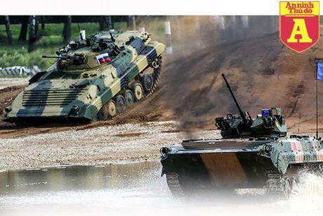 Type 86G ke that bai truoc BMP-2 - Anh 1