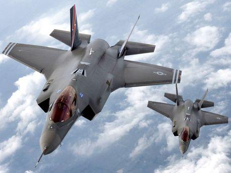 Tho Nhi Ky 'vung tay' mua 24 may bay chien dau F-35 cua My - Anh 1