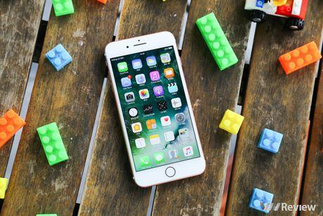Danh gia iPhone 7 Plus: khang dinh gia tri dich thuc - Anh 1