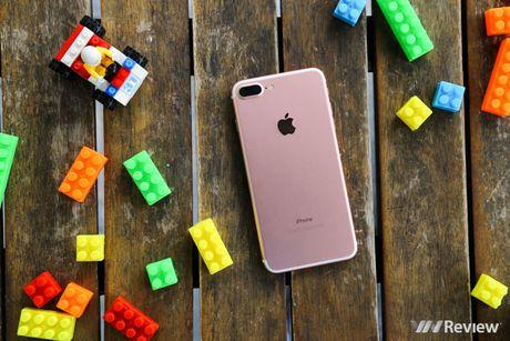 Danh gia iPhone 7 Plus: khang dinh gia tri dich thuc - Anh 2