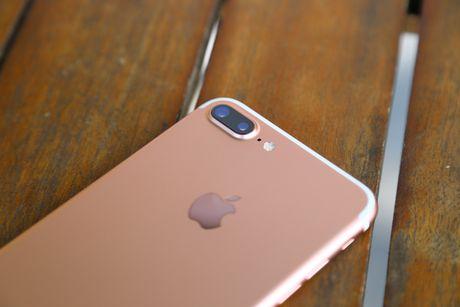 Danh gia iPhone 7 Plus: khang dinh gia tri dich thuc - Anh 3