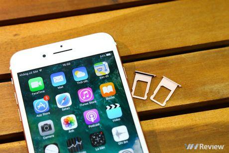 Danh gia iPhone 7 Plus: khang dinh gia tri dich thuc - Anh 5