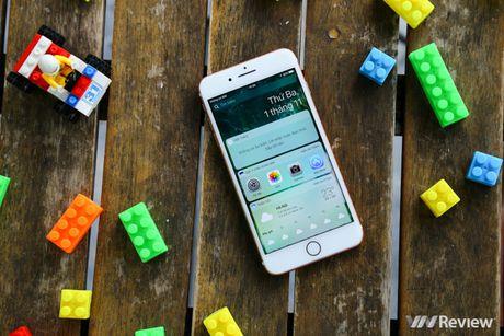 Danh gia iPhone 7 Plus: khang dinh gia tri dich thuc - Anh 7