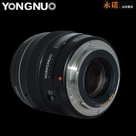 Yongnuo ra mat ong kinh 100mm f/2 cho Canon, gia chi 170 USD - Anh 3
