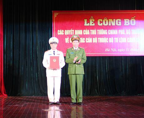 Thu tuong bo nhiem nhan su Bo Cong an - Anh 1