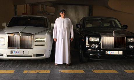 Dai gia chi 9 trieu USD mua bien so Dubai - Anh 1