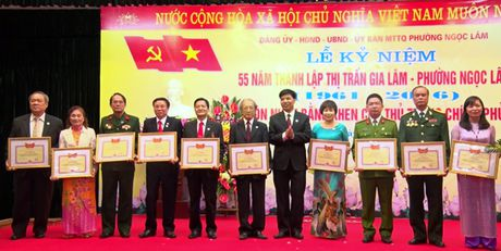 Phuong Ngoc Lam ky niem 55 nam thanh lap va don nhan bang khen cua Thu tuong Chinh phu - Anh 2