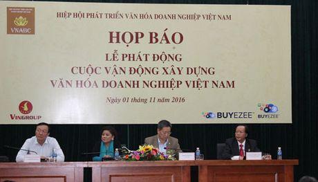 Phat dong Cuoc van dong 'Xay dung van hoa DN Viet Nam' - Anh 1