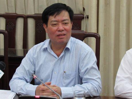 Thu truong Bo Tu phap Dinh Trung Tung thoi chuc - Anh 2