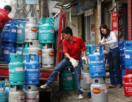 Gas tang 19.000 dong binh loai 12 kg - Anh 1