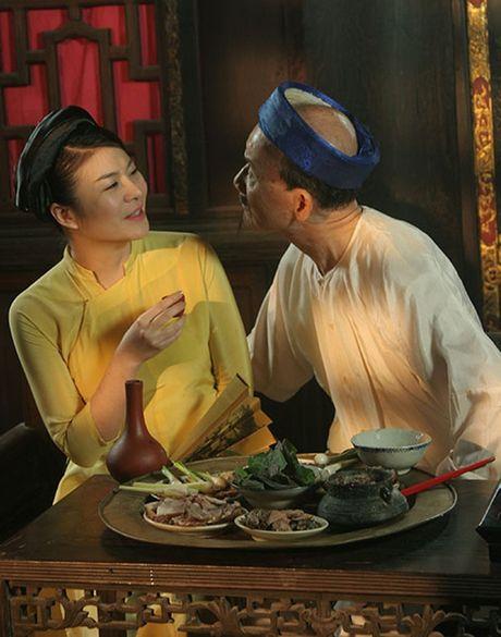 Nghe si Pham Bang va nhung dau an nghe thuat khong the nao quen - Anh 4