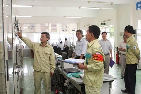 Dong dien Tram bien ap 220kV tai Da Nang - Anh 1