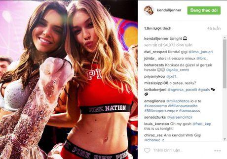 Vuot mat Miranda Kerr, mot post instagram cua Gigi va Kendall co gia… 6 ty! - Anh 2